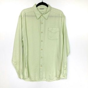 Tommy Bahama Relax Button Front Long Sleeve Shirt